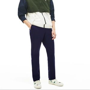 Lacoste Navy chinos